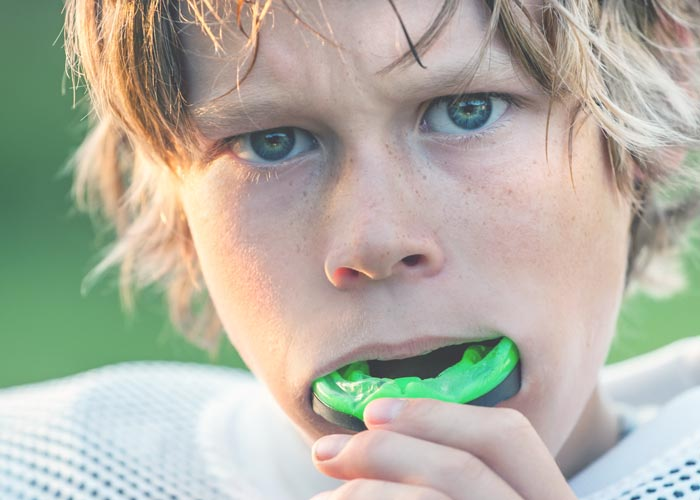 Sports Mouthguard Dentist